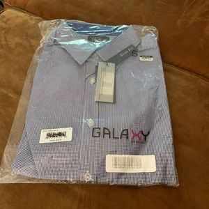 Galaxy by Harvic Plaid Blue
